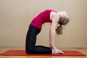 Jóga gyakorlat a súlypont klinikán